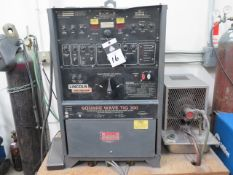 Lincoln Square Wave TIG-300 Square Wave AC/DC TIG and Stick Welding Power Source SOLD AS IS