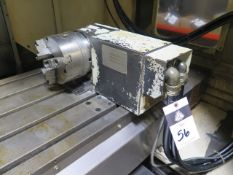 """Ganro 4th Axis 6"""" Rotary Head (SOLD AS-IS – NO WARRANTY)"""
