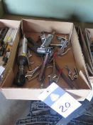 Misc Pneumatic Tools (SOLD AS-IS – NO WARRANTY)