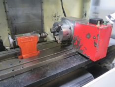 """Haas HRT210 8"""" 4th Axis Rotary Head w/ Mill Center (SOLD AS-IS – NO WARRANTY)"""