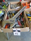 Hand Tools (SOLD AS-IS – NO WARRANTY)