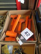 Dead Blow Hammers (SOLD AS-IS – NO WARRANTY)