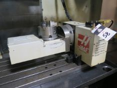 """Haas TRT160 Dual Axis (5-Axis) 8""""/6"""" Rotary Table (SOLD AS-IS – NO WARRANTY)"""