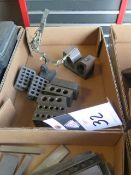 1-2-3 Blocks and V-Block (SOLD AS-IS – NO WARRANTY)