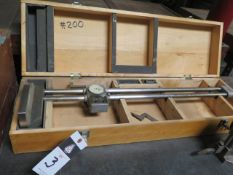 "MG 24"" Dial Height Gage (SOLD AS-IS - NO WARRANTY)"