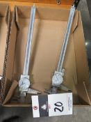 "Fowler 12"" Dial Calipers (2) (SOLD AS-IS - NO WARRANTY)"