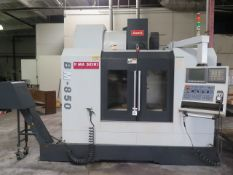 2012 Yama Seiki BM-840 CNC VMCCCCCCC s/n 850-11046 w/ Fanuc Series 0i-MD Controls, SOLD AS IS