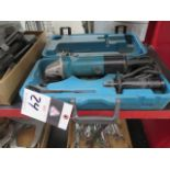 Makita Angle Grinder (SOLD AS-IS - NO WARRANTY)