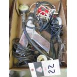 Soldering Irons and Automotive Test Equipment (SOLD AS-IS - NO WARRANTY)