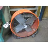 Max-Air Shop Fan (SOLD AS-IS - NO WARRANTY)
