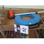 Wire Fisc Tape and Meter-Man Walkable Tape (SOLD AS-IS - NO WARRANTY)