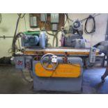Landis No. 7 Universal OD / ID Grinder s/n 24268 w/ Motorized Work Head, Tailstock, ID Grinding