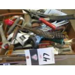 Hand Tools (SOLD AS-IS - NO WARRANTY)