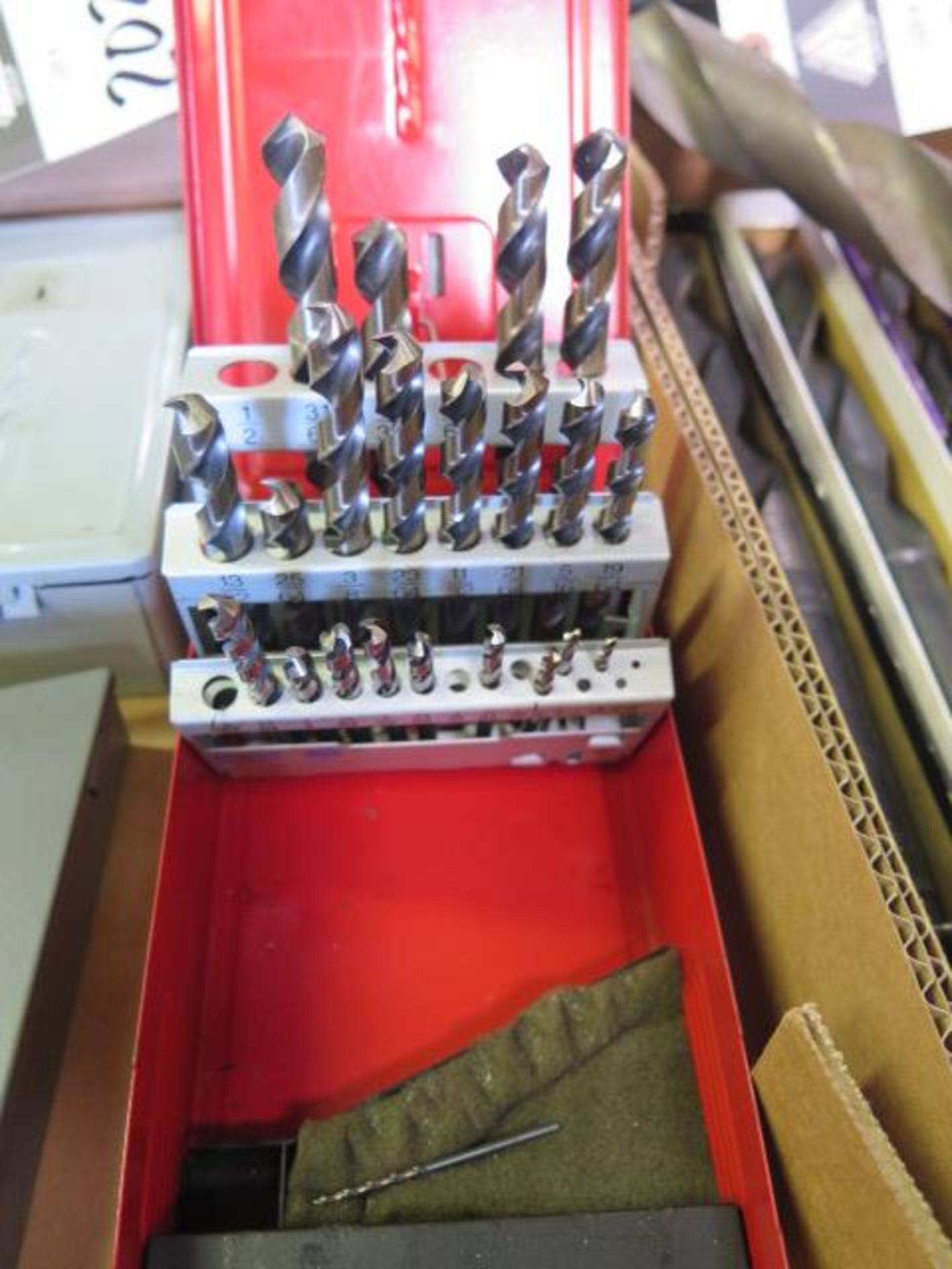 Lot 202 - Drill Indexes (SOLD AS-IS - NO WARRANTY)