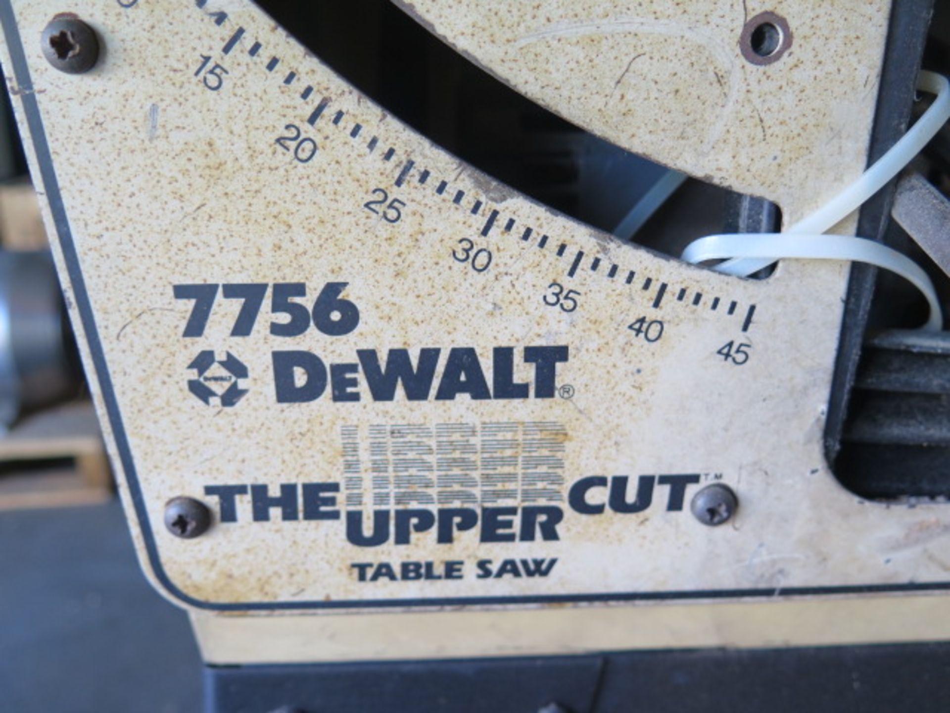 Lot 150 - DeWalt mdl. 7756 Tilting Arbor Table Saw w/ Fence System (SOLD AS-IS - NO WARRANTY)