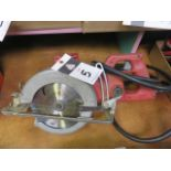Milwaukee Worm Drive Circular Saw (SOLD AS-IS - NO WARRANTY)