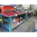 Work Benches (3) (SOLD AS-IS - NO WARRANTY)