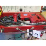 """Milwaukee 1 1/2"""" Rotary Hammer (SOLD AS-IS - NO WARRANTY)"""