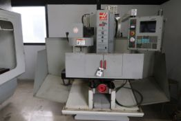 2003 Haas TM1 4-Axis CNC Tool Room Mill s/n 32804 w/ Haas Controls, 10- ATC, CAT-40, SOLD AS IS