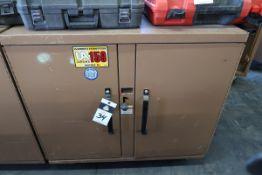 Knaack mdl. 44 Rolling Job Box (SOLD AS-IS - NO WARRANTY)