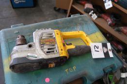 DeWalt DWD460 90 Degree Stud drill and Makita DA4031 90 degree Drill (SOLD AS-IS - NO WARRANTY)
