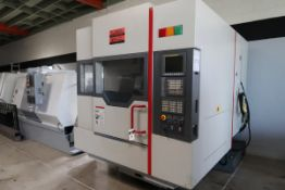 2011 Quaser MF400C/10C 5-Axis CNC Machining Center s/n 306B110041 w/ Fanuc Series 0i-MD, SOLD AS IS