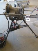 Rigid 300 Pipe Threader w/ Dies and Acces (SOLD AS-IS - NO WARRANTY)
