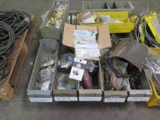 Welding Supplies (SOLD AS-IS - NO WARRANTY)