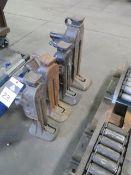 Simplex Machinery Jacks (4) (SOLD AS-IS - NO WARRANTY)