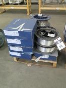 Avesta FCW 316L/SKR-PW Welding Wire (SOLD AS-IS - NO WARRANTY)