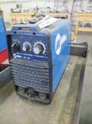 Miller CST-280 Arc Welding Power Source s/n MF360206G w/ Cart (SOLD AS-IS - NO WARRANTY)