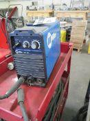 Miller CST-280 Arc Welding Power Source s/n MF360224G w/ Cart (SOLD AS-IS - NO WARRANTY)