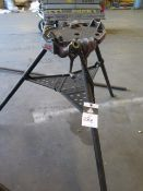 Rigid Tri-Stand and Large Conduit Bender (SOLD AS-IS - NO WARRANTY)