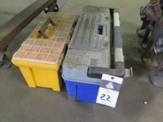 Tol Boxes (SOLD AS-IS - NO WARRANTY)