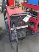 Lincoln Wire-Matic 255 Wire Welder s/n U1980912855 (SOLD AS-IS - NO WARRANTY)