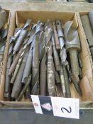 Taper Shank Drills (SOLD AS-IS - NO WARRANTY)
