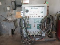 A.O. Smith 300 Amp Arc Welding Power Source (SOLD AS-IS - NO WARRANTY)