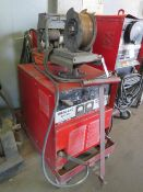 Lincoln R3S-250 CV/DC Arc Welding Power Source s/n AC364085 w/ LN-7 Wire Feeder (SOLD AS-IS - NO