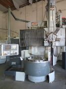 "Bullard 36"" CNC Vertical Turret Lathe s/n 32900 w/ Fanuc Series 0-T Controls, 45"" Swing, SOLD AS IS"