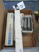 Belt Lacer and Fasteners (SOLD AS-IS - NO WARRANTY)