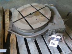 """20"""" Rotary Table (SOLD AS-IS - NO WARRANTY)"""