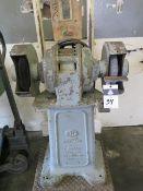 """Standard 14"""" Pedestal Grinder (SOLD AS-IS - NO WARRANTY)"""