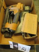 Pneumatic Brad Nailers (2) (SOLD AS-IS - NO WARRANTY)