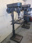 Bemato Pedestal Drill Press (SOLD AS-IS - NO WARRANTY)