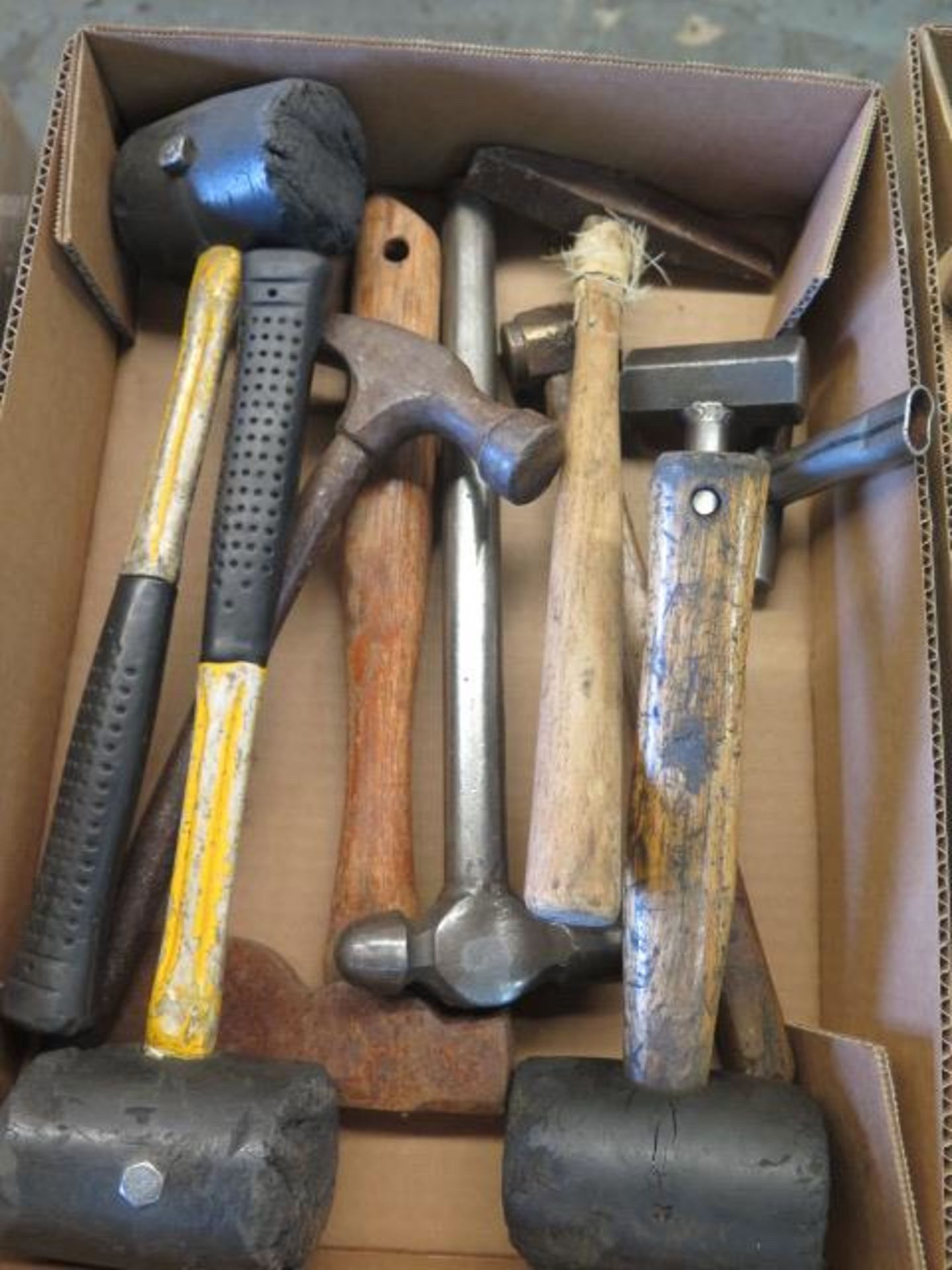 Hammers and Mallots (SOLD AS-IS - NO WARRANTY) - Image 2 of 2