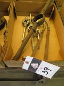 Tap and Die Handles (SOLD AS-IS - NO WARRANTY)