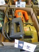 Jig Saws (3) (SOLD AS-IS - NO WARRANTY)