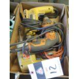 Rigid, DeWalr and Black & Decker Electric Drills (3) (SOLD AS-IS - NO WARRANTY)