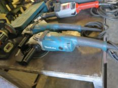 Makita Angle Grinders (2) (SOLD AS-IS - NO WARRANTY)