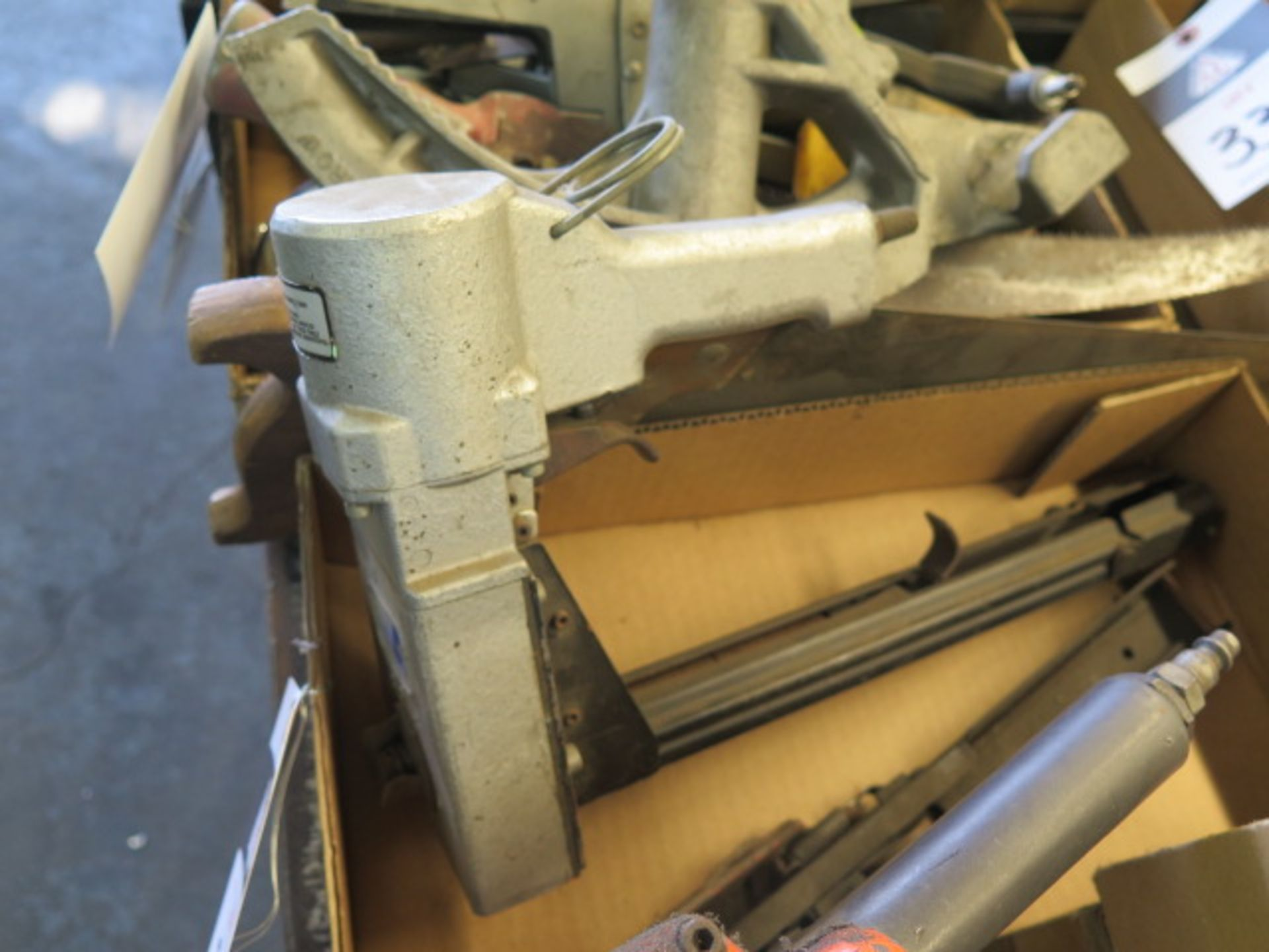 Pneumatic Box Staplers (2) (SOLD AS-IS - NO WARRANTY) - Image 3 of 3